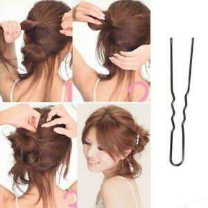 40pcs-U-Shape-Hair-Clips-Bobby-Pins-For-Women-Bride-Styling-Accessories-E6P1