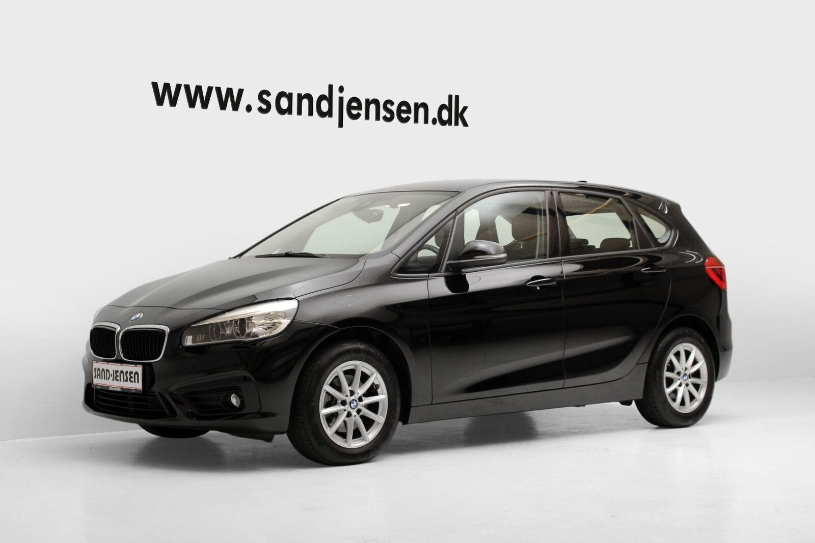 BMW 218d 2,0 Active Tourer Advantage aut. 5d - 299.900 kr.