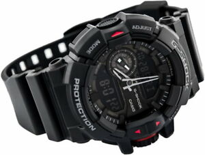 d9fe9a8e019a Casio G-Shock Mens Wrist Watch GA400-1B GA-400-1B Black Analog ...