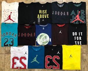 Men-039-s-Nike-Jordan-Dri-Fit-Basketball-T-Shirt
