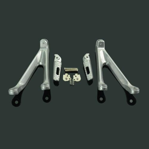 New Rear Passenger Foot Pegs Pedal Footrest Bracket For Honda CBR1000RR 08-11 14