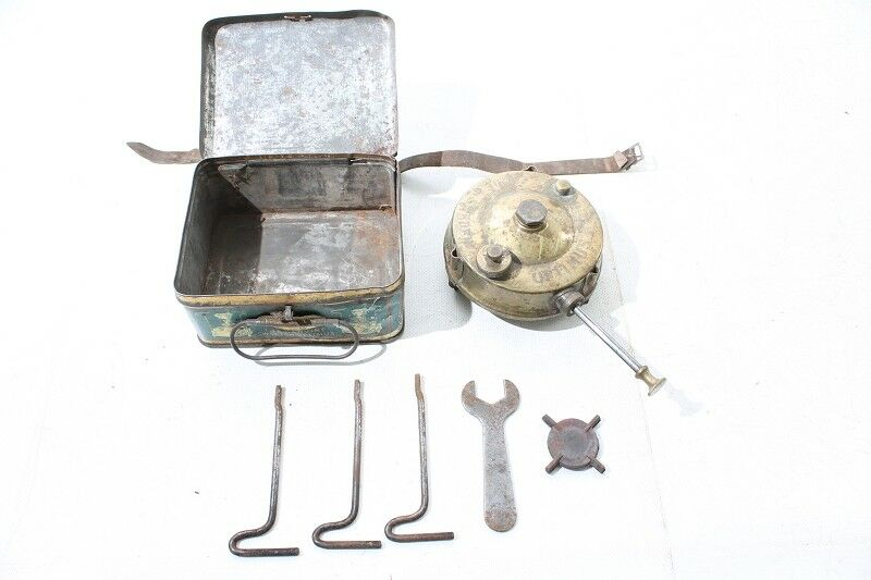 Old Kepinkne Stove Optimus 96 Camping Stove Old Vintage Camping