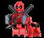 miniature 39 - MARVEL AVENGERS DC COMICS Minifigure custom tipo Lego Batman Superman venom BIG