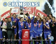 Champions! (Leicester City FC): How the Title Was Won by Jon Sanders Hardback