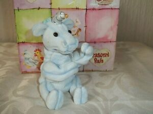 VINTAGE TREASURED PALS- HORNY 3RD SEPT 1999 WITH BOX