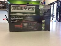 Motomaster Eliminator Jump Starter and Power Bank BRAND NEW! Mississauga / Peel Region Toronto (GTA) Preview