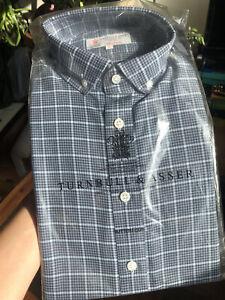 Turnbull-amp-Asser-Shirt-Size-S