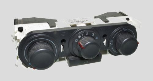 Frischluft Heizungsregulierung Heizungsbedienteil 6L0819045D Seat Ibiza 6L Orig