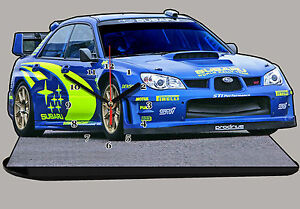 AUTO-RALLYE-MINIATURE-SUBARU-WRC-01-en-horloge