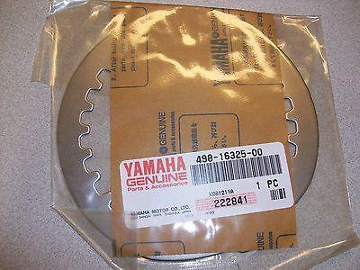 OEM Yamaha 498-16325-00-00 PLATE,CLUTCH 2 for DT250 DT400 RZ350 Banshee YFZ350