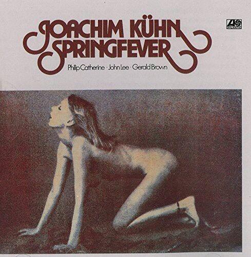 Joachim Kuhn - Springfever [New CD] Argentina - Import