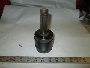 MACHINIST-LATHE-MILL-H-amp-G-Tapping-Die-Head-Size-101-Style-MM-1-034-Shank