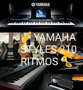 ritmos para teclado yamaha psr 3000