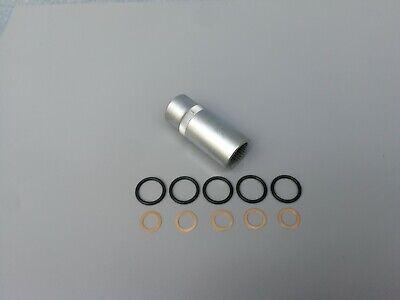 Mercedes OM615 OM616 OM617 OM602  Diesel Injection Pump Relief Valve Seal Washer
