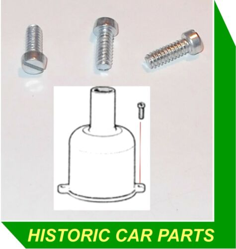 MG Magnette 1489 cc ZA 1953-58 3 SU CARBURETTOR DASHPOT SCREWS