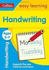 Handwriting Ages 5-7 (Collins Easy Learning KS1) by Collins Easy Learning (Paperback, 2015)