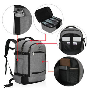 Image is loading Hynes-Eagle-Convertible-Travel-Backpack-40L-Cabin-Approved- 3ba2db6d32f87