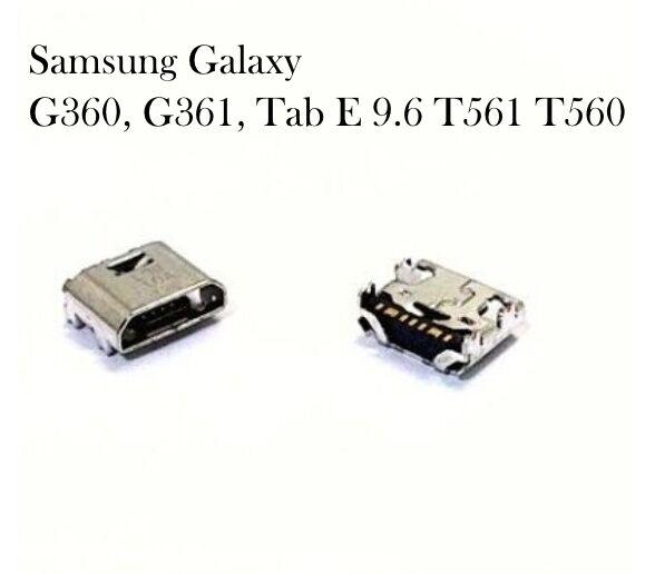 Samsung Galaxy Prime Core G360 G361 Tab E 9.6 T561 T560 USB Port Dock Connector