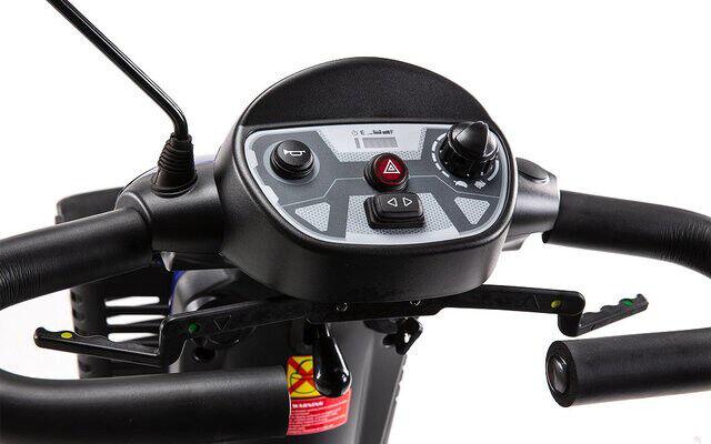 Super moderne 4-hjulet EL-Scooter