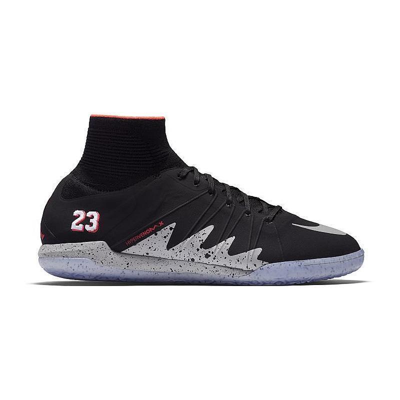 Nike air jordan x neymar njr hypervenomx proximo ic / zement 5 schwarz - rot zement / sz 10,5 6df0bd