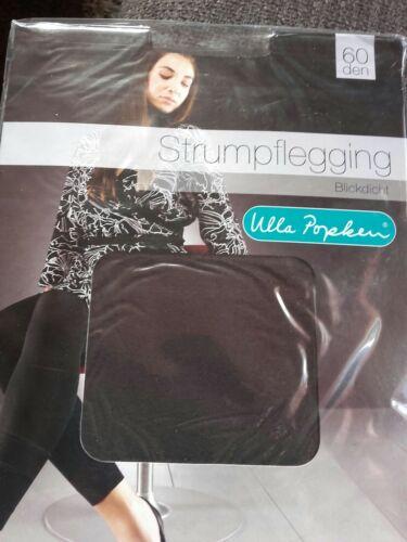 Ulla Popken Strumpfleggings Größe 60//62 braun 60 den NEU//OVP Abverkauf Aktion