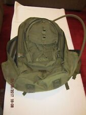 New Without Tags HEAVY Army Green BLACKHAWK Backpack with Hydrastorm Reservoir