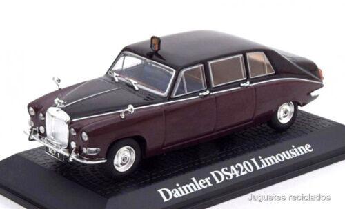 Daimler DS420 LImousine presidential cars 1:43 Norev Diecast