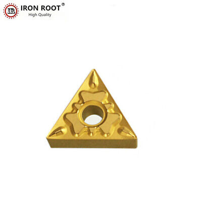 10P TNMG160404-CQ LF9011 CNC Carbide insert Turning Inserts For Steel processing