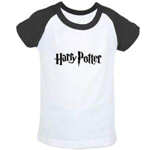 Cool-Harry-Potter-Design-Children-039-s-Kid-039-s-T-shirt-Boys-Girls-Graphic-Tee-Tops