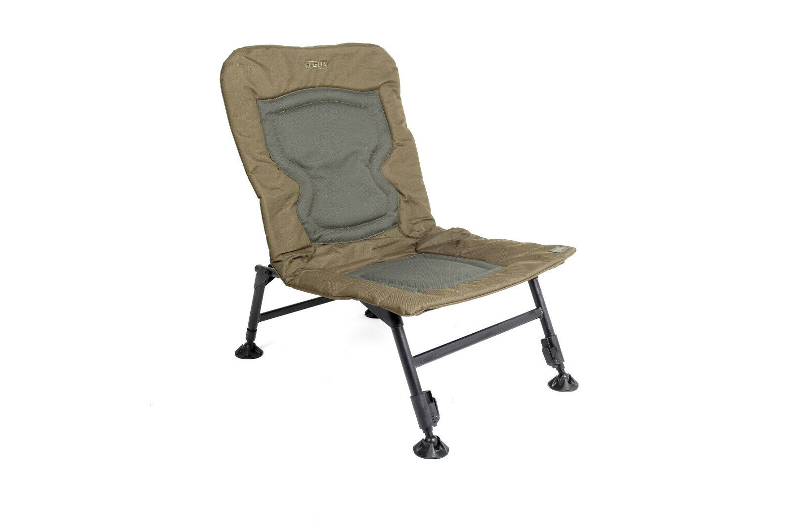Nash H-Gun Standard Chair T4400 Stuhl Karpfenstuhl Sitz Angelsitz Carp Chair