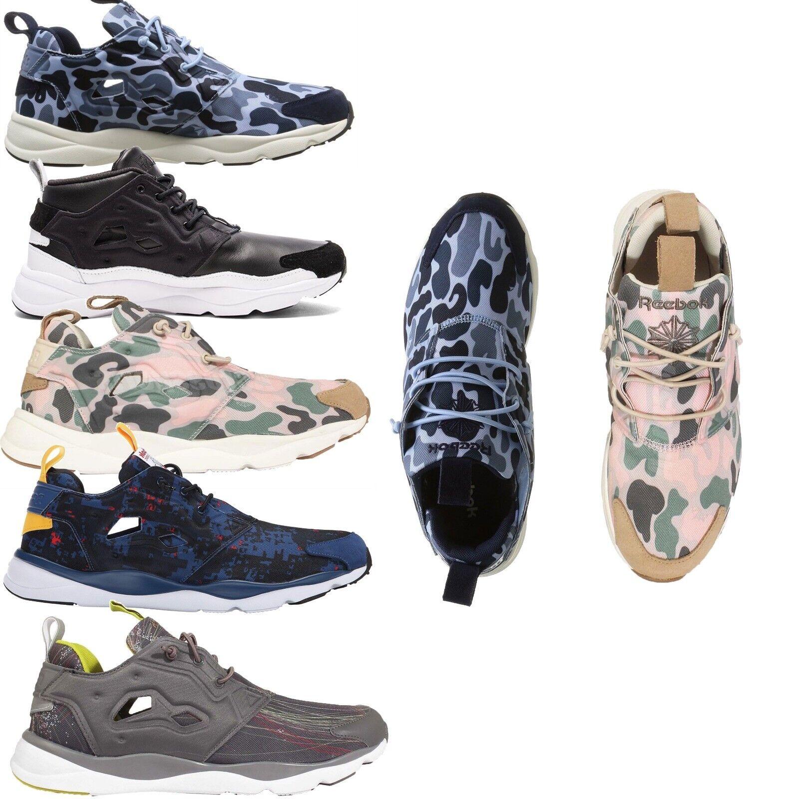 Reebok Classics Furylite Chukka So Men's Running Casual shoes Sneakers NEW