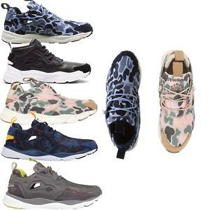 7b00d23f1e0 Reebok Classics Furylite Chukka So Men s Running Casual Shoes ...