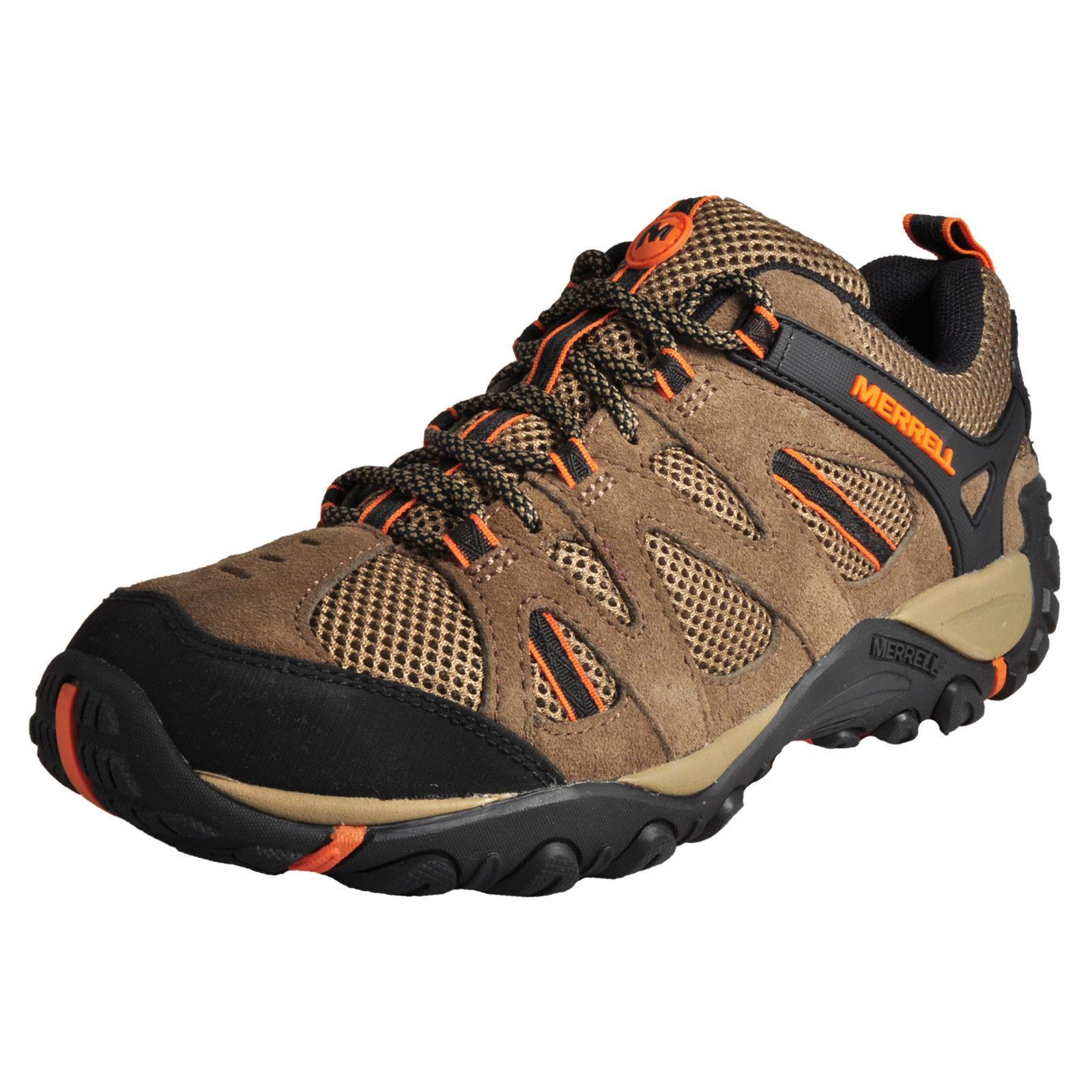 Merrell 'Yokota Ascender' Vent Men's Canteen Borange Walking Hiking Trail shoes