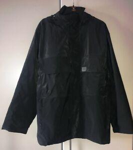 Coat Waterproof Black Mens Jacket Mens Black UvzqtOwXv