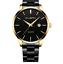 Indexbild 9 - Herrenuhr Relojes de Hombre Edelstahl Quarz leuchtende Klassische Uhren
