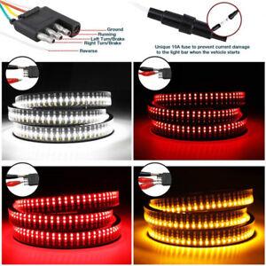 60-034-LED-Car-Stripe-432-SMD-LED-Leiste-Pickup-Truck-Ruecklichtleiste-Blinker-Lampe