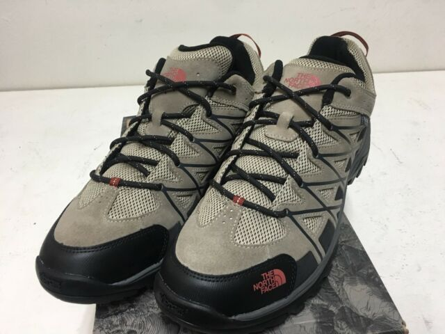 241b1fdf1 North Face Mens Storm III Mid WP Boots Dune Beige/Arabian Spice Size 12