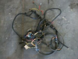 john deere gt 245 kawasaki lawn mower wiring harness ebayimage is loading john deere gt 245 kawasaki lawn mower wiring