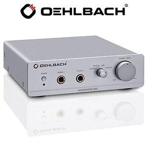 OEHLBACH-13901-XXL-DAC-Ultra-Kopfhoererverstaerker-headphone-amplifier-inkl-D-A