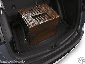 kongka Cargo Net Nylon Rear Trunk for 2017 Honda CRV Not Fit for 2017 Honda CRV Touring