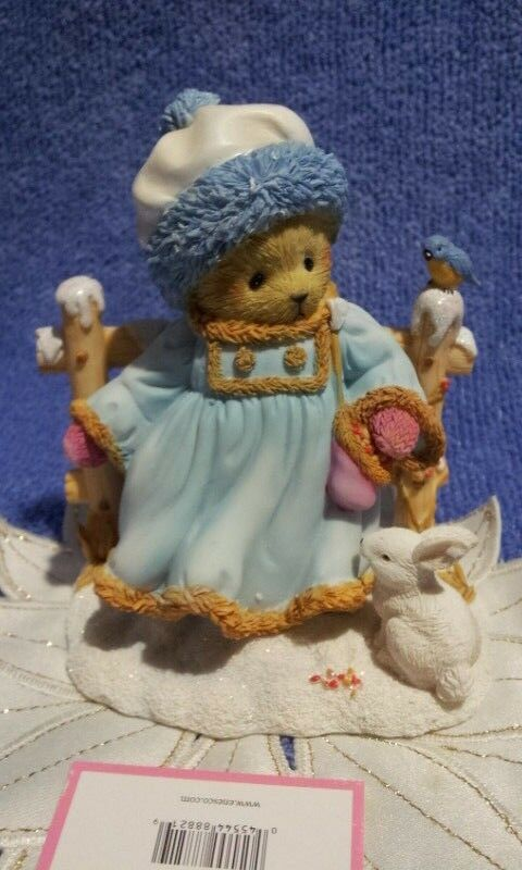 Ein Hallo süßer Cherished Teddy Hallo Ein bin ein ganz Süßer Bitte keine Spass Käufer mehr 2b3ff3