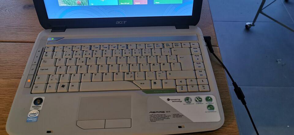 Acer 4315, 1.8 GHz, 4 GB ram
