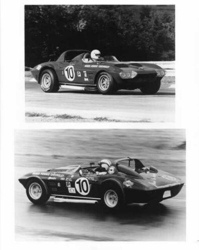 1963 Chevrolet Corvette Team Grand Sport America Press Photo /& Release 0045
