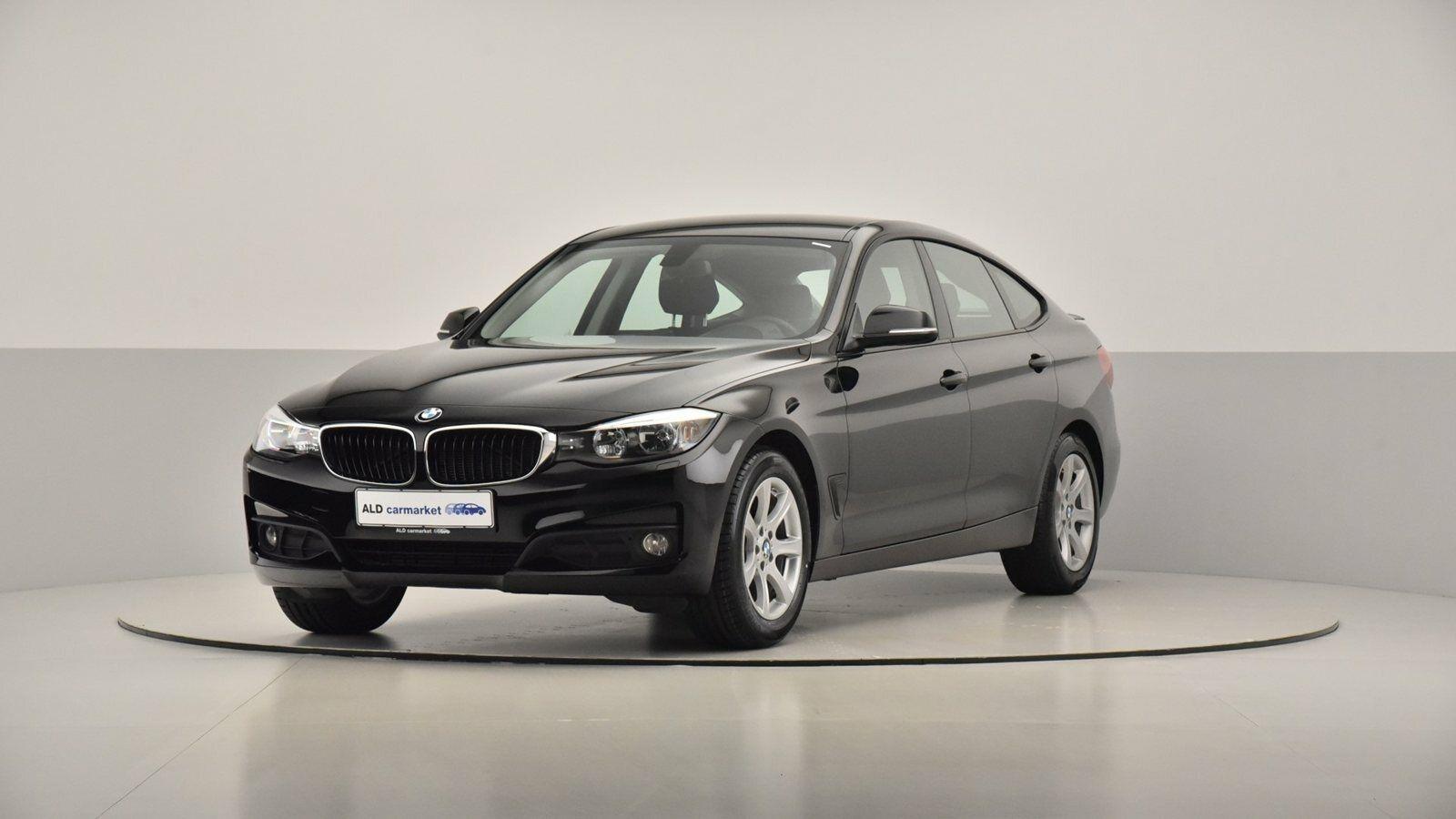 BMW 320d 2,0 Gran Turismo aut. 5d - 287.000 kr.