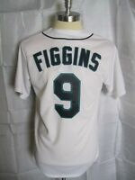 Authentic Majestic Chone Figgins Mariners Mlb Replica Home Jersey Xl W/ Tags