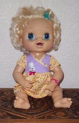 """Abito Nuovo Di Zecca, Per Adattarsi Baby Alive Bambola O 16-17-18"""" Bambola. Bambola Non Inclusa.-mostra Il Titolo Originale"""