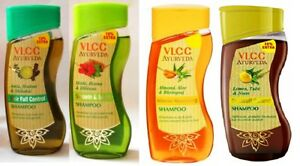 VLCC-Ayurveda-Shampoo-Collection-100-ML-With-10-Extra-New-Product