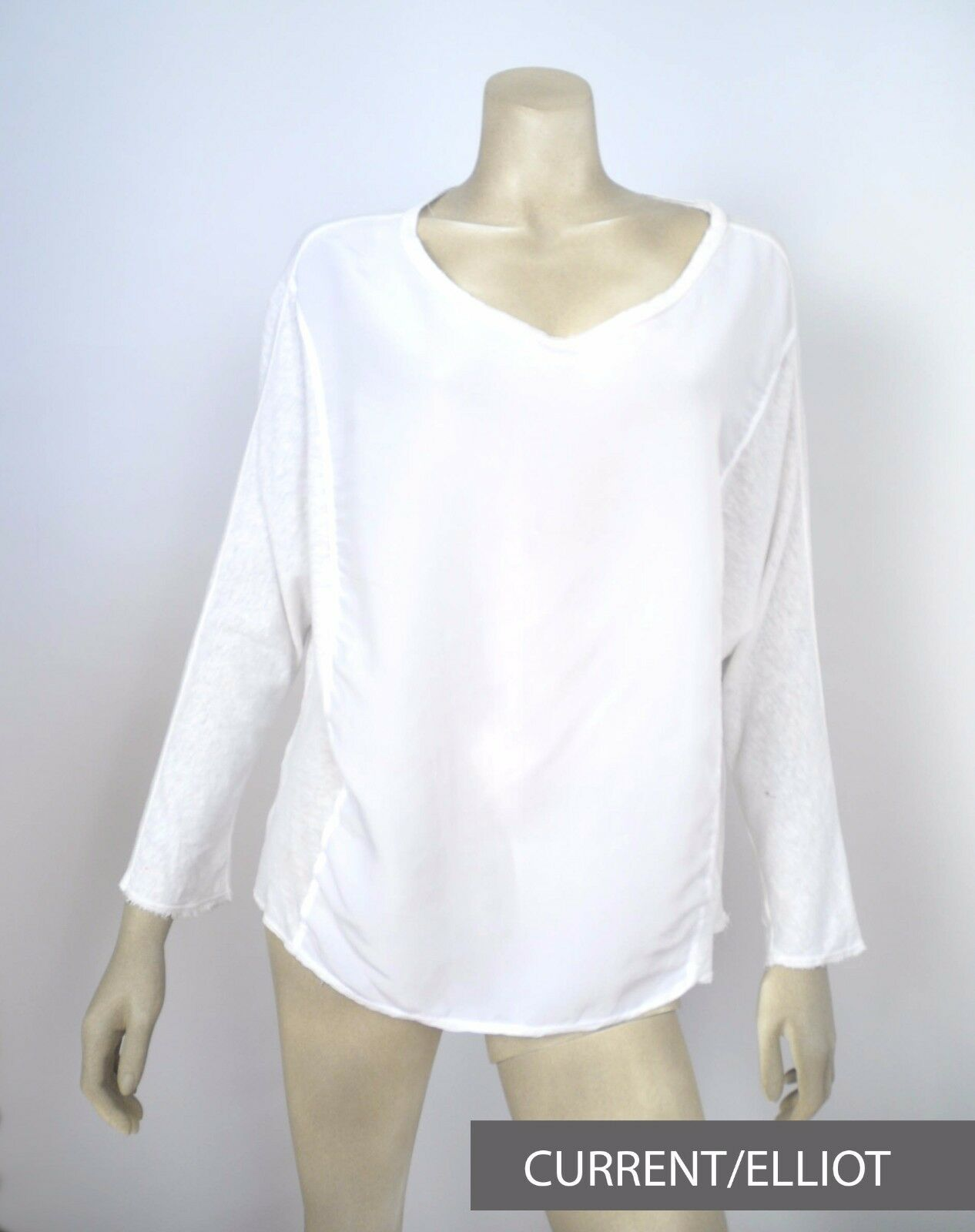 NWOT NEW  CURRENT ELLIOT SWEATER TOP SZ 2