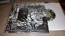 """Goatpenis / Nyogtheblisz Terroristic VINYL 7"""" EP sarcofago command beherit"""