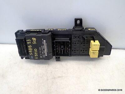 Body Control Module Fuse Box-12772045-(ref.508)-06 Saab 9 ...